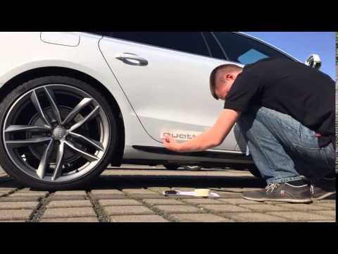 Audi Genuine Accessories - quattro Decals