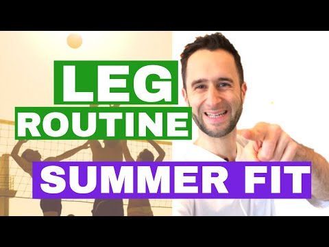 START TRAINING YOUR LEGS   GET FIT FOR SUMMER