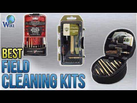 10 Best Field Cleaning Kits 2018