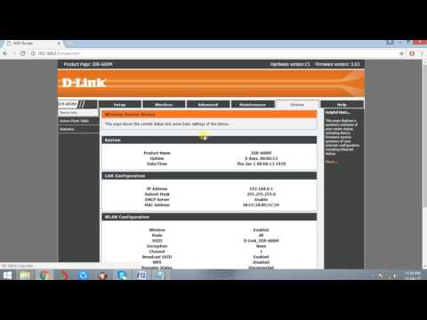 Unlock your Hathway Router D-Link DIR-600M