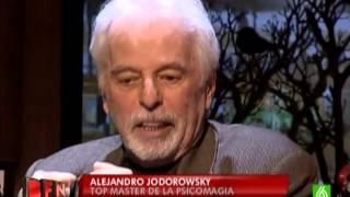 Alejandro Jodorowsky- Consciente del Inconsciente ( 1 )