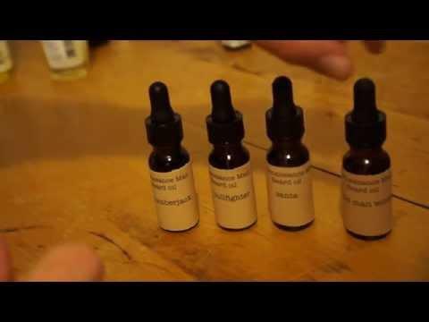How to Make Custom Beard Oil