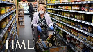 How Can You Safely Grocery Shop In The Time of Coronavirus? Here's What Experts Suggest | TIME