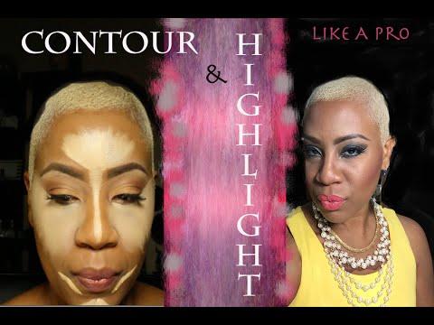 Makeup Highlighting and Contouring Dallas TX
