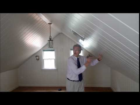 How to Measure Rooms with Sloped Ceilings