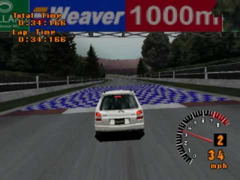 Gran Turismo License Guide: B-Class - Starting and Stopping 1