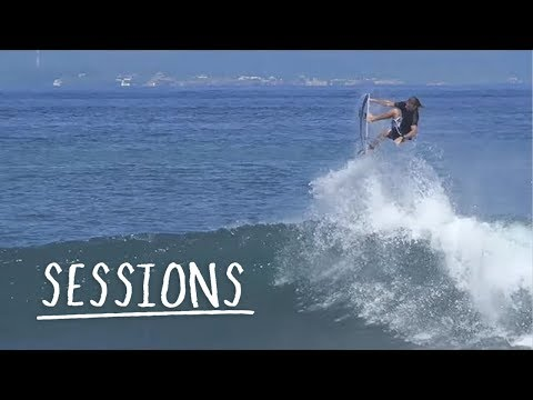 Surfing in Bali is everything | Sessions - Keramas