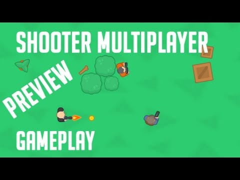Preview gameplay shooter multiplayer construct 2