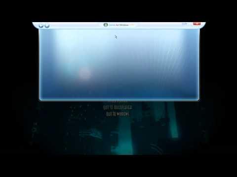 How to setup an Local/Offline Windows Live account!