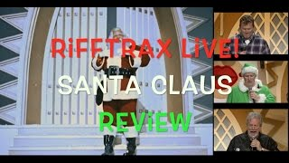 Rifftrax Live: Christmas Shorts-stravaganza Review! | Music Jinni