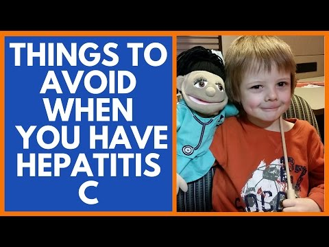 Top Harmful Things to Avoid When you Have Liver Disease  Hepatitis C