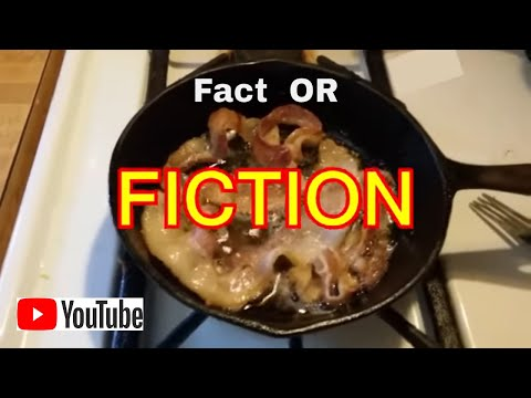 CAST IRON  :  fact or fiction