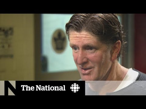 Mike Babcock: Mental illness has 'nothing to do' with mental toughness