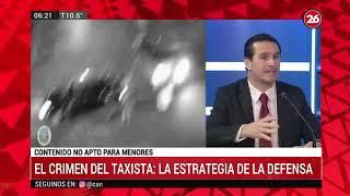 Canal 26 - Marcha de taxistas en Ensenada