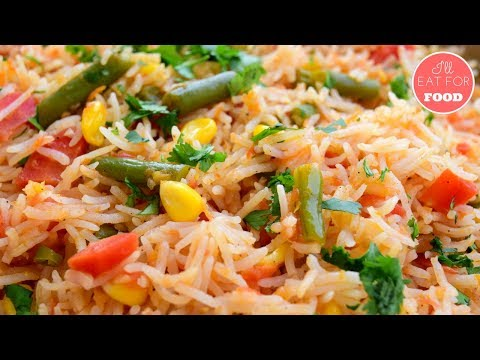 Mexican Rice │Episode 098│ I'll Eat For Food