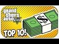 Top 10 MONEY MAKING METHODS in GTA 5 ONLINE 2017 ...