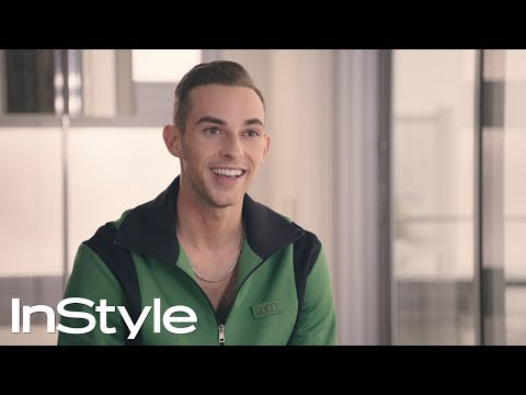 Give Me The Gossip Adam Rippon | InStyle