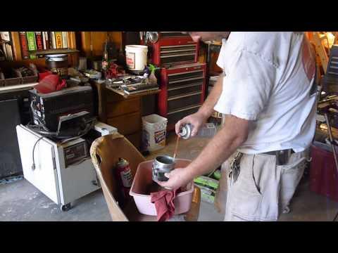 cleaning M.A.F sensor  98 GMC