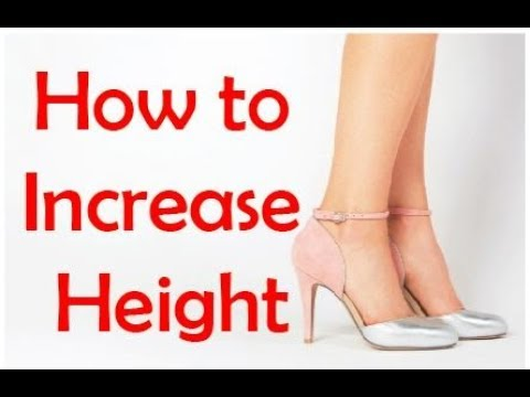 How to Increase Height in 1 Week | Home Remedies To Increase Height NATURALLY