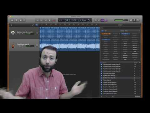 GarageBand for Mac: Fast copyright-free music for your video  project