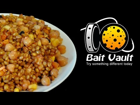 Best Particle Mix Groundbait For Carp Fishing - Carp Bait Recipe