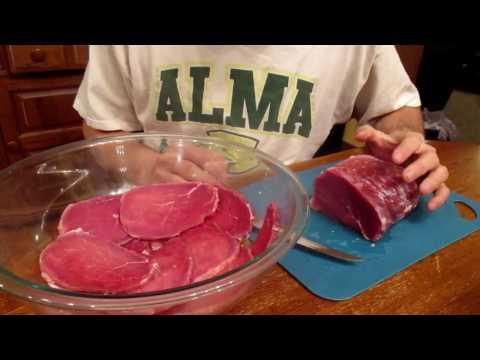 DIY Beef Jerky - Best Flavor