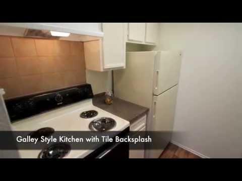 1 Bedroom, 1 Bath, 515 square feet, at Canyon Creek Apartments in Dallas, Texas