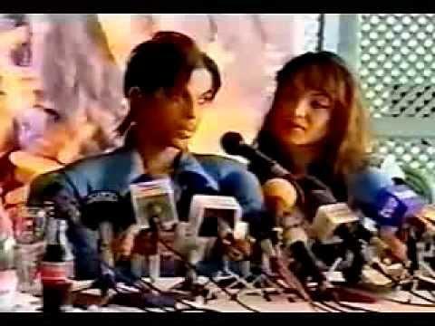 prince - Press Conference-1998-08-08 Marbella (Plaza de Toros)