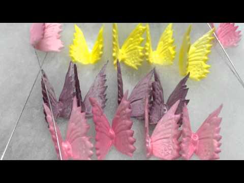 Butterflies / Layla's Sugar Flowerd