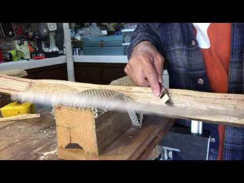 Agave 4 ( How to make an Agave Didgeridoo )