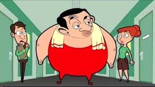 كرتون مستر بن - الرجل القوي | Mr Bean Cartoon