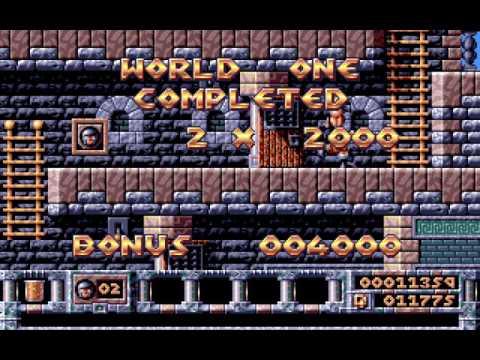 DOS Game: Gods