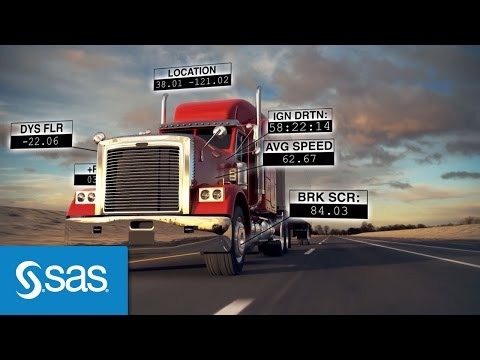 The Connected Vehicle: How Analytics Drives Telematics Value