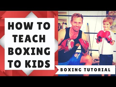 How to Teach Boxing to Kids
