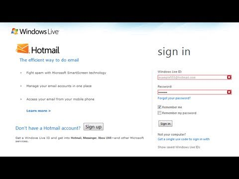 Email Aliases in Hotmail