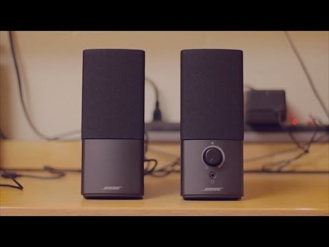 Bose Companion 2 Series III Speaker System Review