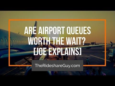 Are Airport Queues Worth the Wait? [Joe Explains]