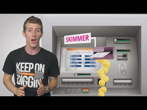 How Does ATM Skimming Work?