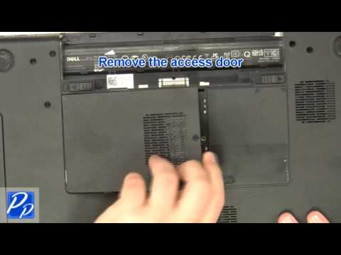 Dell Inspiron 15R N5110 DVD Optical Drive Replacement Video Tutorial