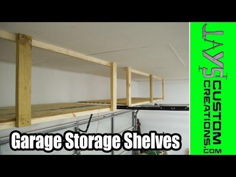 Garage Storage Shelves - 161