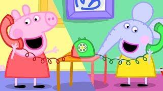 Peppa Pig Full Episodes | Edmond Elephant