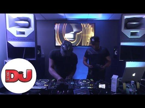 Fabio & Grooverider drum & bass DJ Set from DJ Mag HQ
