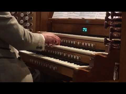 Philip Underwood plays music from 'Oscar's Organ Book', published by fagus-music.com