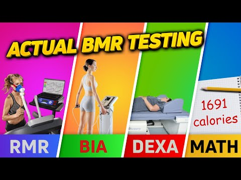 What is My Basal Metabolic Rate? 3 Ways of Measuring Actual BMR