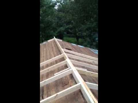 Chicken Ranch Fix Saggy Roof