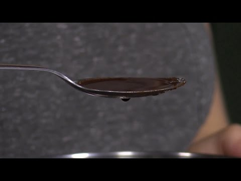 Watch how to make this chocolate chili sauce for your steak