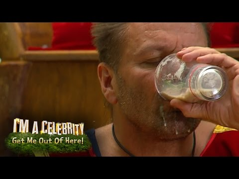 Martin Drinks Blended Cockroaches | I'm A Celebrity...Get Me Out Of Here!