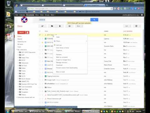 Convert Publisher file to PDF and Embed on Google Sites