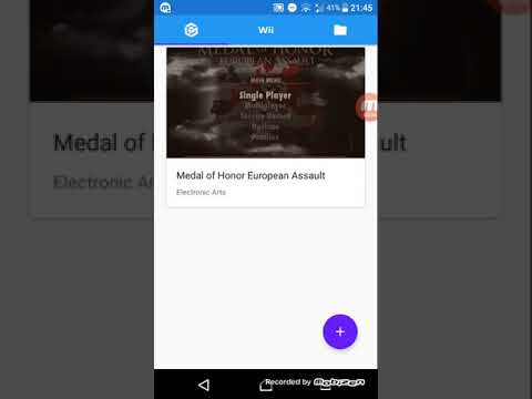 Medal of Honor European Assault on Android, Dolphin Emulator / gliches gameplay
