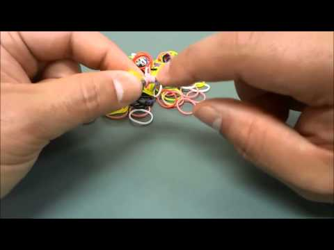 How To Make A Rainbow Loom Rubber Band Bouncy Ball (Tutorial)